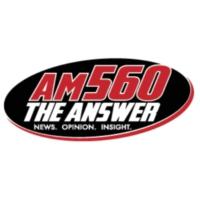 Logo of radio station WIND AM 560 The ANSWER