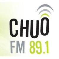 Logo de la radio CHUO