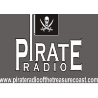 Logo de la radio Pirate Radio of the Treasure Coast 105.3 FM