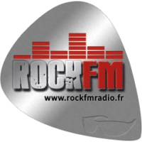 Logo of radio station Rock FM Radio