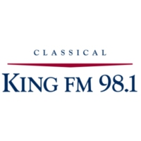 Logo of radio station Classical KING FM 98.1
