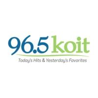 Logo of radio station 96.5 KOIT