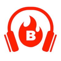 Logo of radio station BurnMixtapeRadioLive
