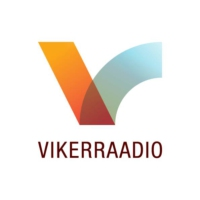 Logo of radio station Vikerraadio 104.1 FM
