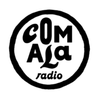 Logo of radio station Comala
