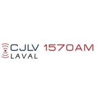 Logo of radio station CJLV 1570 AM