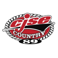 Logo of radio station CJSE 89.5 FM