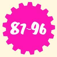 Logo de la radio 87-96