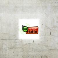 Logo of radio station Nyugat Radio