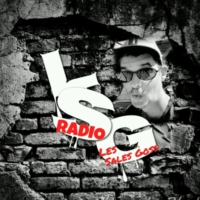 Logo of radio station LSG
