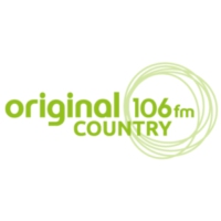 Logo of radio station Original 106 fm Country
