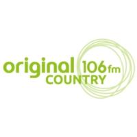 Logo de la radio Original 106 fm Country