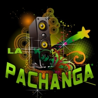 Logo of radio station La Pachanga Radio