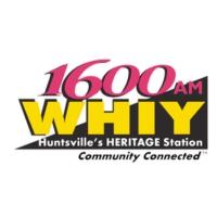 Logo de la radio 1600 AM WHIY