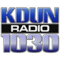 Logo of radio station KDUN AM 1030