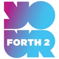 Logo of radio station Forth 2