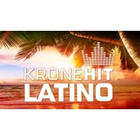 Logo of radio station KroneHit Latino