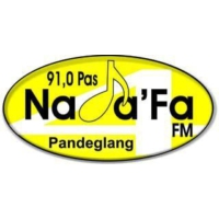 Logo of radio station Nadafa FM 98.9
