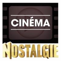 Logo of radio station Nostalgie Cinéma