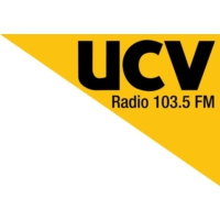 Logo of radio station UCV Radio
