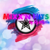 Logo of radio station Mixx'n hits by Dj Mystic