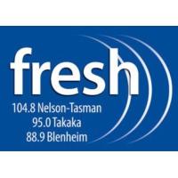 Logo of radio station Fresh FM - New Zealand
