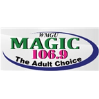 Logo of radio station WMGU Magic 106.9