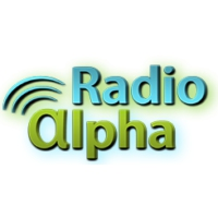 Logo of radio station Radio Alpha