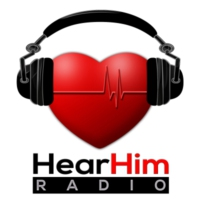 Logo of radio station Hear Him Radio