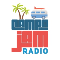 Logo of radio station CampaJam Radio