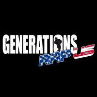 Logo of radio station Générations Rap US