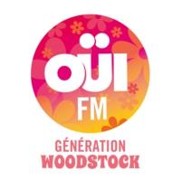 Logo de la radio OÜI FM Génération Woodstock