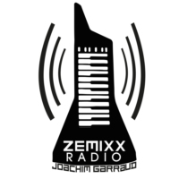 Logo of radio station ZeMixx Radio by Joachim Garraud