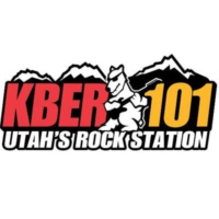 Logo of radio station KBER 101
