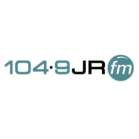 Logo of radio station CFJR 104.9 JRfm