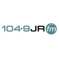 Logo of radio station CFJR 104.9 JRfm