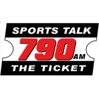Logo of radio station WAXY The Ticket 790 AM