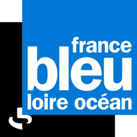 Logo of radio station France Bleu Loire Ocean