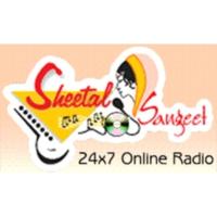 Logo of radio station Sheetal Sangeet