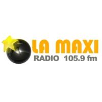 Logo de la radio La Maxi Radio