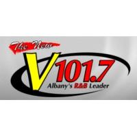 Logo of radio station WQVE V 101.7