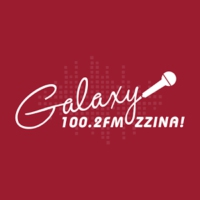 Logo of radio station Galaxy fm 100.2