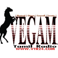 Logo of radio station Vegam Tamil Radio