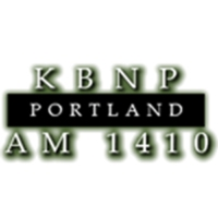 Logo de la radio KBNP AM 1410