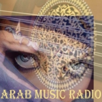 Logo of radio station Arab Music Radio
