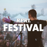 Logo of radio station RPR1. Festival