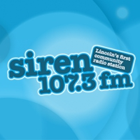 Logo of radio station Siren FM