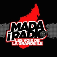 Logo of radio station Mada-Iradio