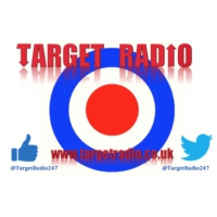 Logo of radio station target Radio 247