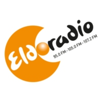 Logo of radio station Eldoradio